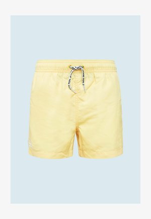 Swimming shorts - lemon