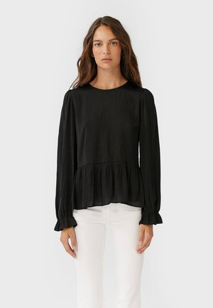06000492 - Blouse - black