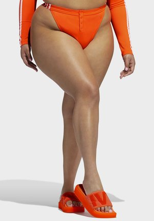 IVY PARK Snap Bikini Bottom - Dół od bikini - orange