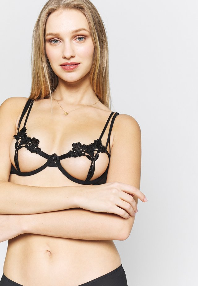 NOVA BRA - Underwired bra - black