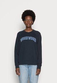 Wood Wood - HOPE IVY  - Sweatshirt - navy - 0