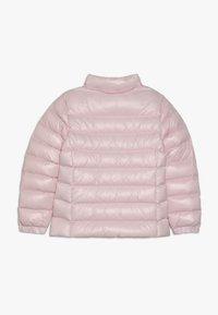 Polo Ralph Lauren - OUTERWEAR JACKET - Bunda zprachového peří - hint of pink - 2