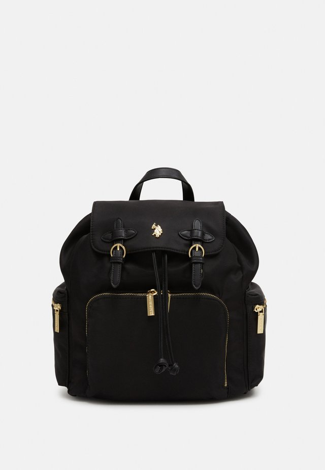 HOUSTON BACKPACK BAG - Sac à dos - black