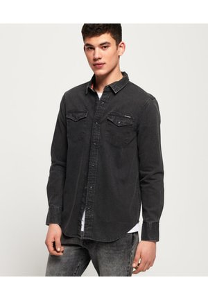 Chemise - authentic grey
