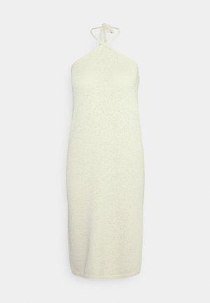 HEDDA - Jumper dress - off-white