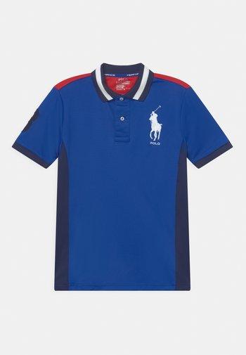 Polo shirt - sapphire star