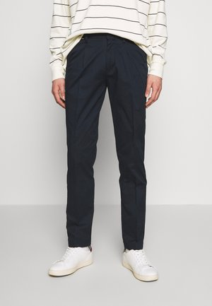 TAPERED SUMMER FLEX - Pantaloni - blue