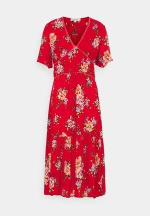 SUPERSTITIEUSE DRESS - Denní šaty - red