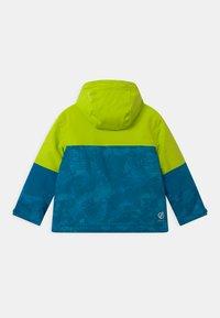 Dare 2B - CAVALIER UNISEX - Snowboard jacket - lime/petrol - 1