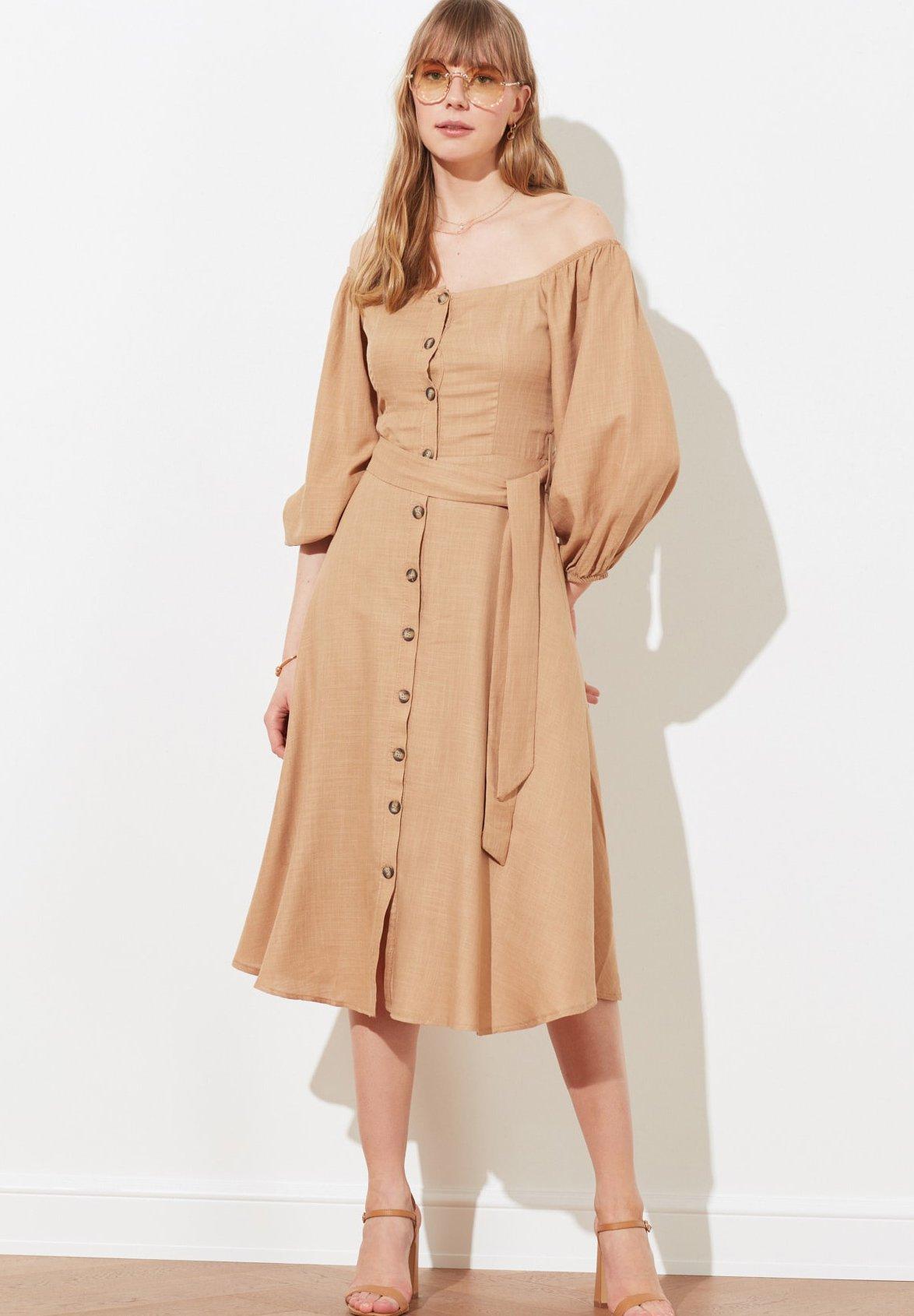 Mujer TRENDYOL TWOSS19IE0009 - Vestido informal