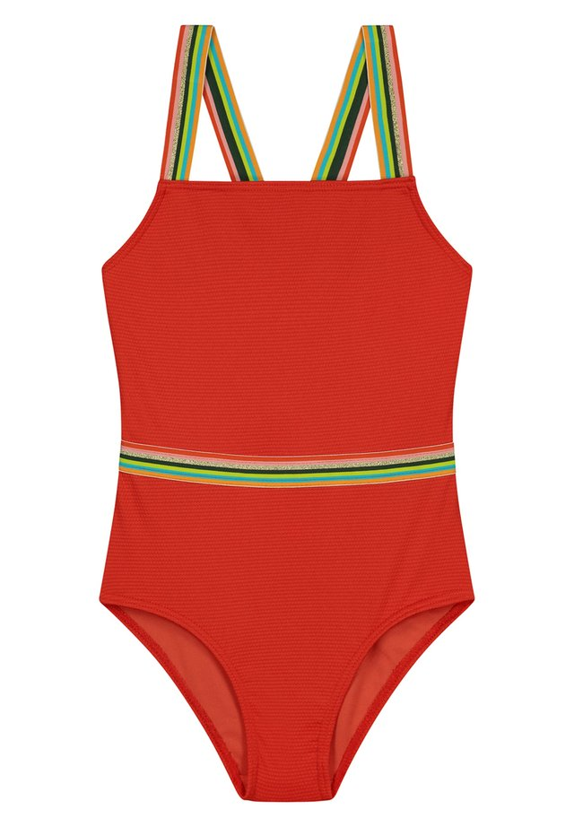 Swimsuit - red