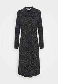 Moss Copenhagen - EANE DRESS - Day dress - black - 4