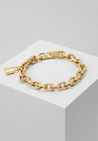 TEN UNISEX - Bracelet - gold-coloured