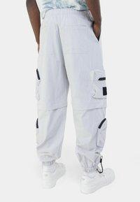Bershka - Teplákové kalhoty - grey - 2