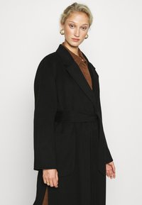 IVY & OAK - BELTED COAT - Classic coat - black - 4