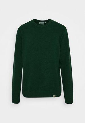 ALLEN - Pullover - bottle green