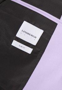 Lindbergh - PLAIN MENS SUIT - Dress - lilac - 7