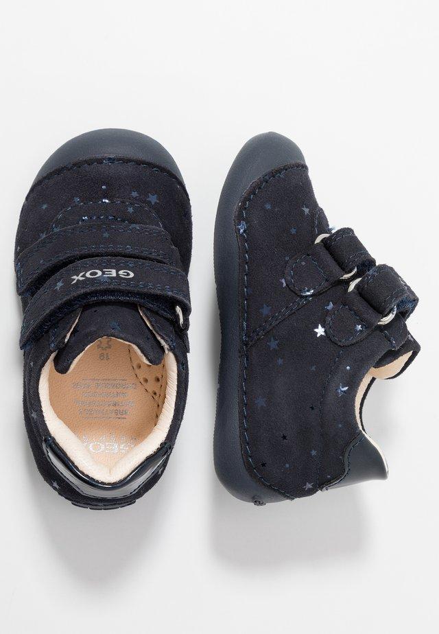 Vauvan kengät - dark navy