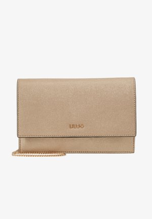CROSSBODY - Schoudertas - gold