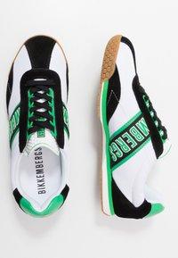 Bikkembergs - ENEA - Trainers - white/black/green - 1