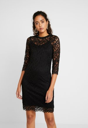 PCJORDAN DRESS - Cocktailjurk - black