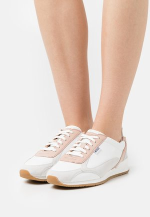 JAMIE LACEUP - Trainers - open white