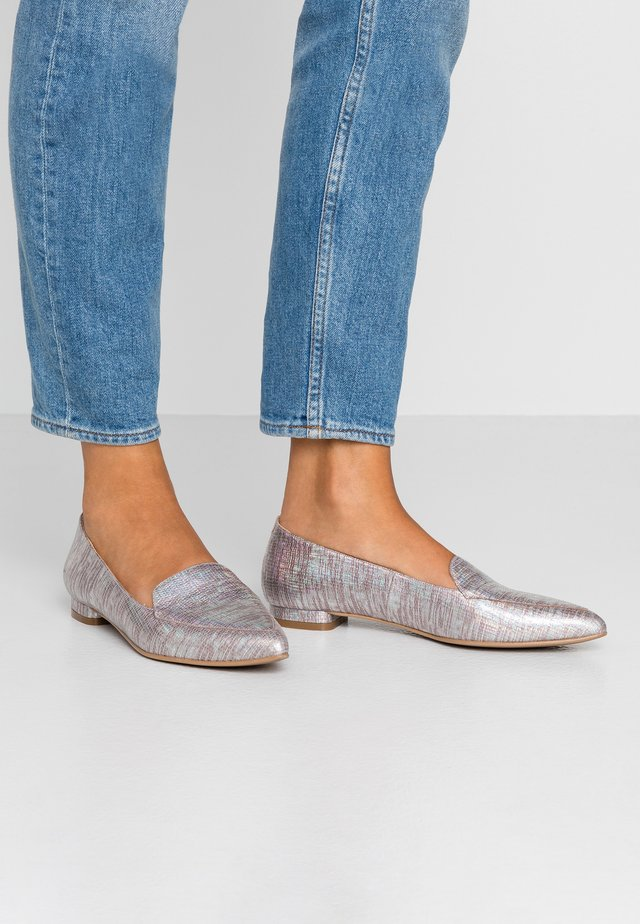 LUNA - Loaferit/pistokkaat - collins light rose