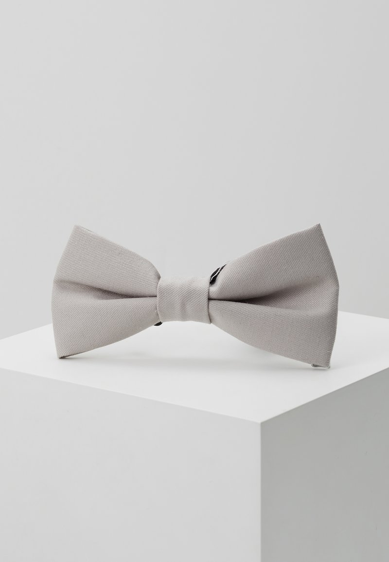 Shelby & Sons - GOTH BOW - Noeud papillon - light grey