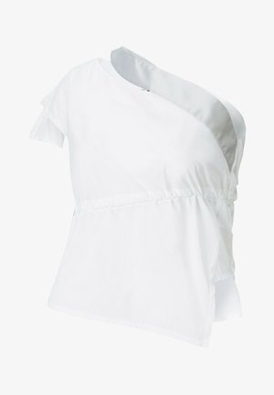 Blouse - puma white