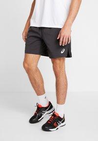 ASICS - TENNIS SHORT - Sports shorts - graphite grey - 0