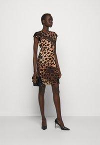 Just Cavalli - Žerzejové šaty - natural variant - 1