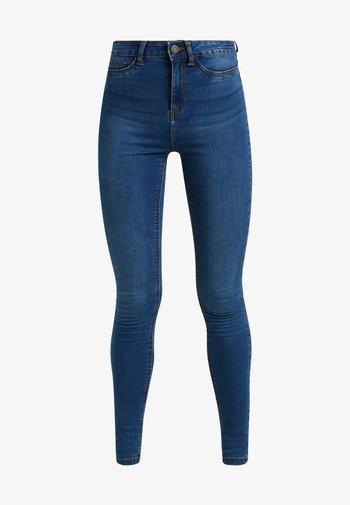 CALLIE - Jeans Skinny Fit - medium blue denim