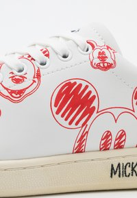 MOA - Master of Arts - GALLERY - Sneakers laag - white/red - 4