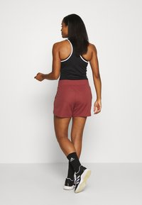 adidas Performance - CLUB SHORT - Sports shorts - red - 2