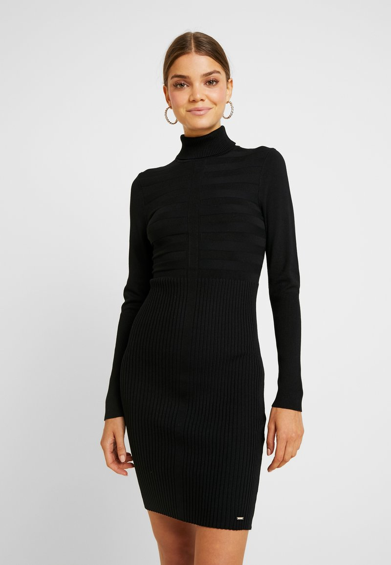 Morgan - RMENTO - Jumper dress - noir