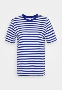 ARKET - T-SHIRT - Print T-shirt - blue bright - 5