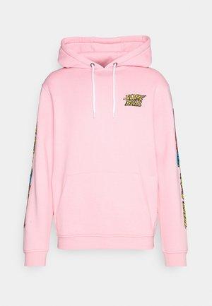 VOMIT HOOD UNISEX - Hoodie - pink