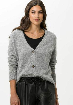 ALICIA - Cardigan - soft grey