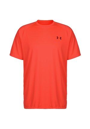 TECH TEE - Basic T-shirt - red