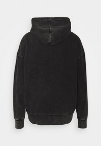 Good For Nothing - HOOD WITH ELECTRIC BUTTERFLY UNSIEX - Sweatshirt - black - 1