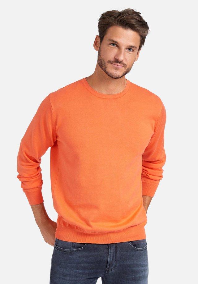LOUIS SAYN - Trui - orange