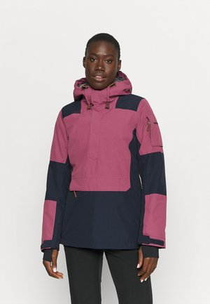 CLAIRTON - Ski jas - burgundy