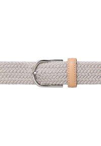 BRAX - STYLE CEINTURE POUR FEMME - Braided belt - offwhite - 2