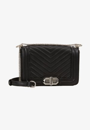 SELMA BAG - Across body bag - black
