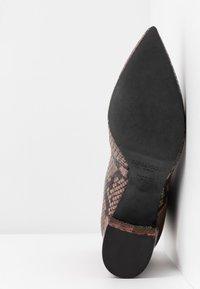Zadig & Voltaire - GLIMMER WILD - Classic ankle boots - multicolor - 6