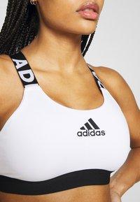 adidas Performance - Urheiluliivit - white - 6