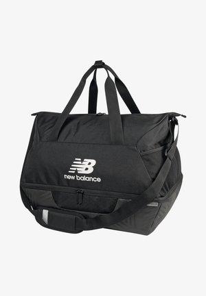 Shopping bag - black/white