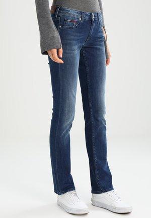 MID RISE STRAIGHT SANDY - Straight leg jeans - niceville