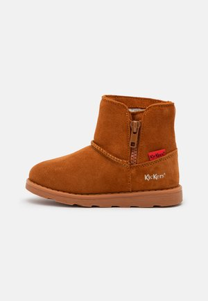 ALDIZA - Winter boots - marron