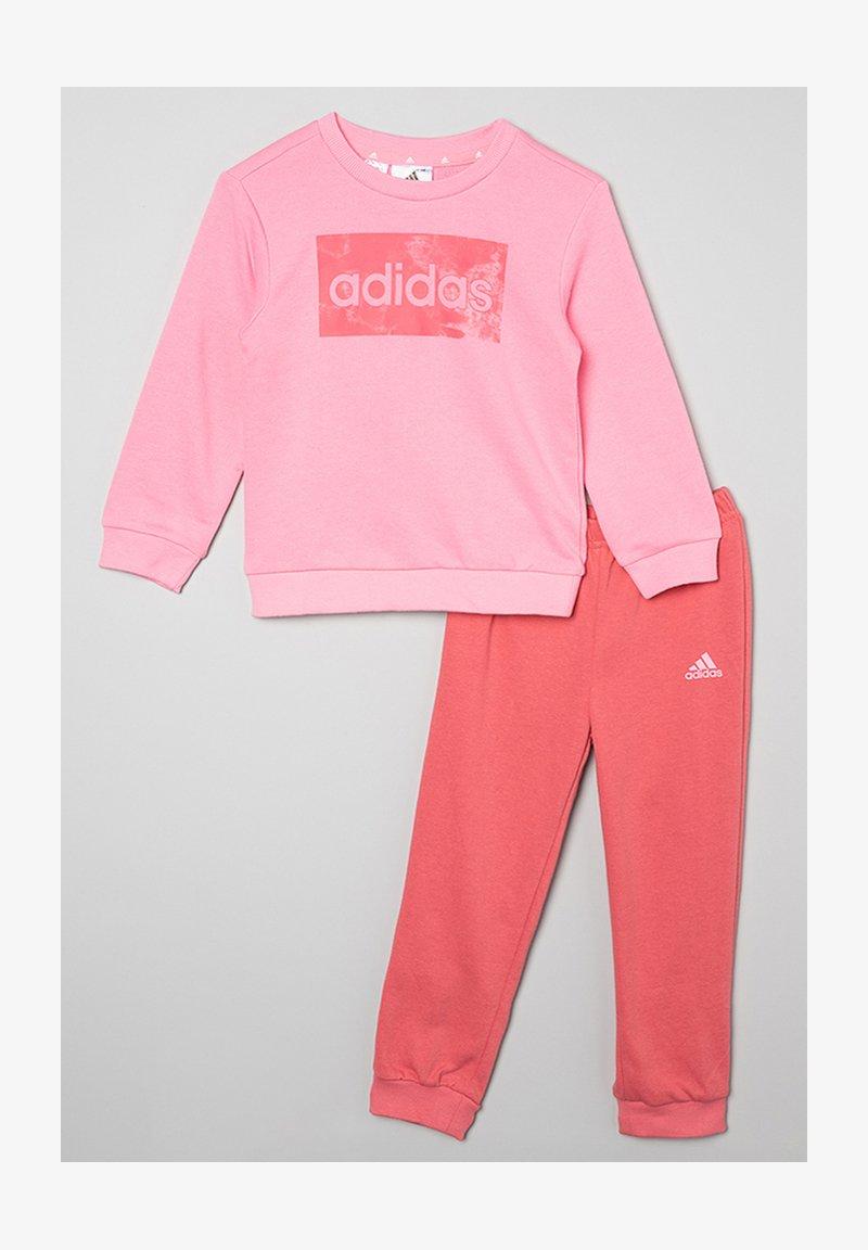 adidas Performance - I LIN FT - Survêtement - light pink hazy rose